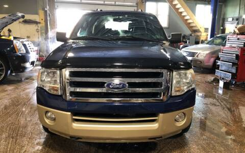 2007 Ford Expedition EL for sale at Six Brothers Auto Sales in Youngstown OH