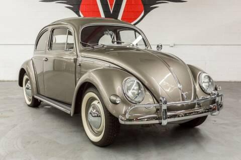 1956 Volkswagen Beetle for sale at Veloce Motorsales in San Diego CA