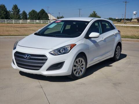 2016 Hyundai Elantra GT for sale at Chihuahua Auto Sales in Perryton TX