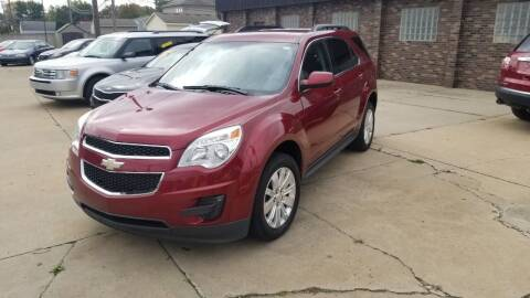 2009 GMC Acadia for sale at Madison Motor Sales in Madison Heights MI