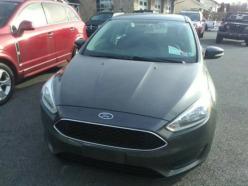 2016 Ford Focus for sale at Paul's Auto Inc in Bethlehem PA