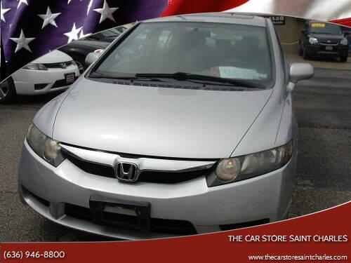 2010 Honda Civic for sale at The Car Store Saint Charles in Saint Charles MO