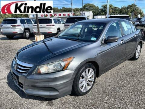 2011 Honda Accord for sale at Kindle Auto Plaza in Cape May Court House NJ