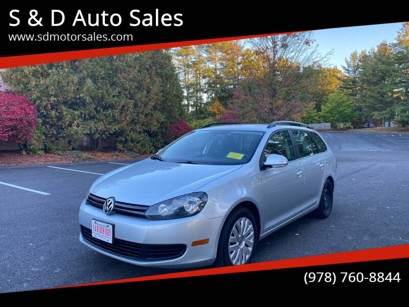 2014 Volkswagen Jetta for sale at S & D Auto Sales in Maynard MA
