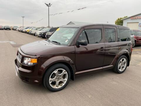 2007 Honda Element for sale at De Anda Auto Sales in South Sioux City NE