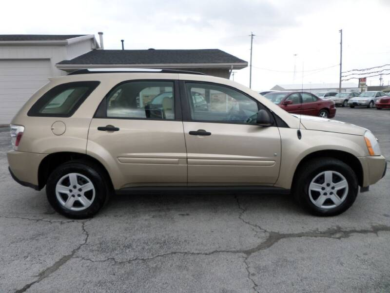 2006 Chevrolet Equinox for sale at Budget Corner in Fort Wayne IN