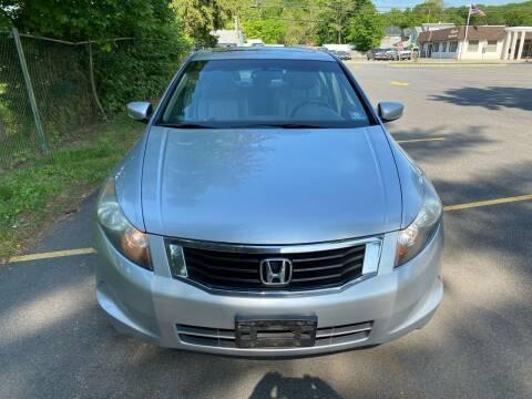 2008 Honda Accord for sale at AMERI-CAR & TRUCK SALES INC in Haskell NJ