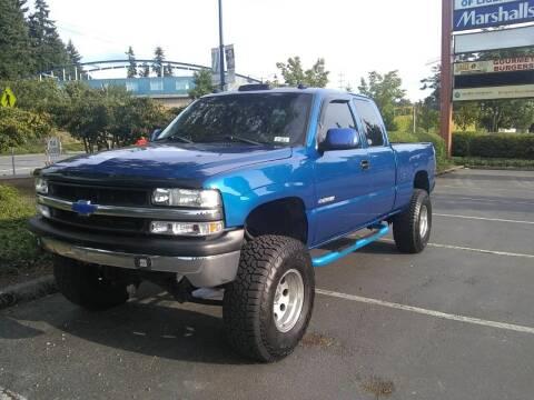 2002 Chevrolet Silverado 1500 for sale at Seattle Motorsports in Shoreline WA