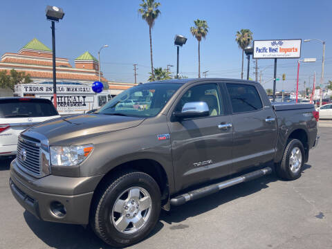 2010 Toyota Tundra for sale at Pacific West Imports in Los Angeles CA