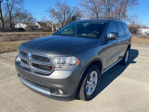 2013 Dodge Durango for sale at Mr. Auto in Hamilton OH