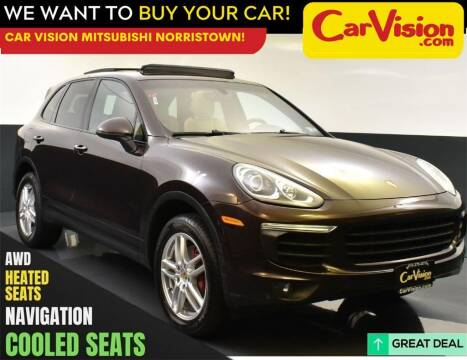 2016 Porsche Cayenne for sale at Car Vision Mitsubishi Norristown in Norristown PA