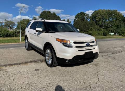 2011 Ford Explorer for sale at InstaCar LLC in Independence MO