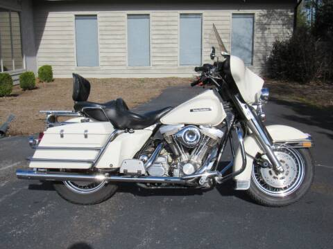 1988 Harley-Davidson FLHTP for sale at Blue Ridge Riders in Granite Falls NC