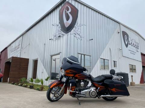 2015 Harley Davidson CVO Streetglide for sale at Barrett Bikes LLC in San Juan TX