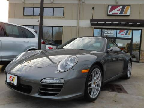 2009 Porsche 911 for sale at Auto Assets in Powell OH