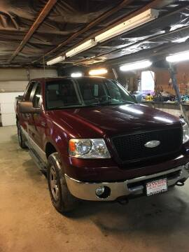 2006 Ford F-150 for sale at Lavictoire Auto Sales in West Rutland VT