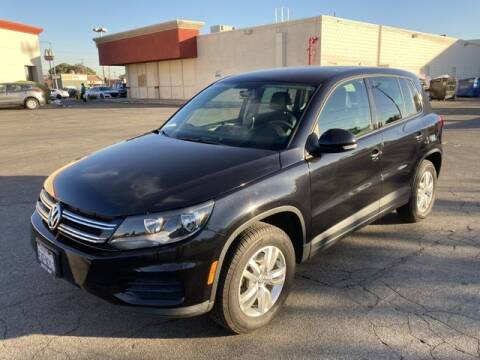2012 Volkswagen Tiguan for sale at Hunter's Auto Inc in North Hollywood CA