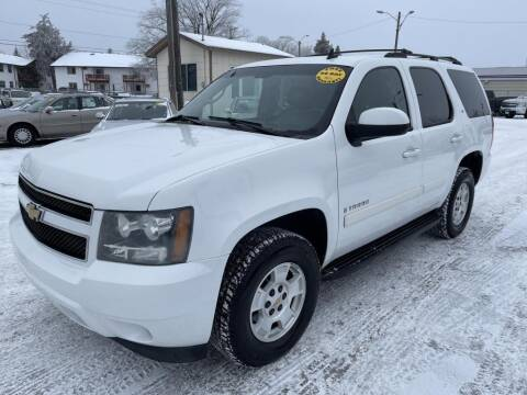 2009 Chevrolet Tahoe for sale at CHRISTIAN AUTO SALES in Anoka MN