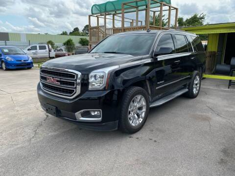 2015 GMC Yukon for sale at RODRIGUEZ MOTORS CO. in Houston TX