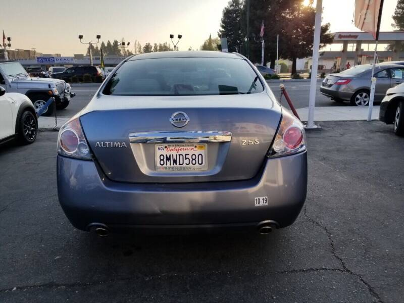 2011 Nissan Altima 2.5 S 4dr Sedan - Hayward CA