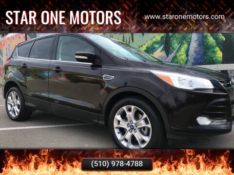 2013 Ford Escape for sale at Star One Motors in Hayward CA