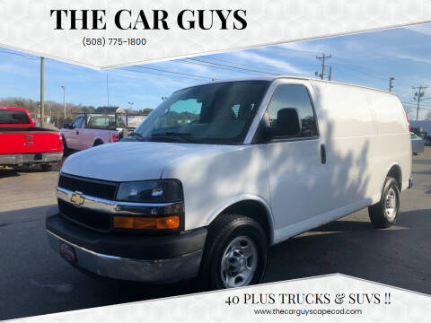 2015 Chevrolet Express Cargo for sale at The Car Guys in Hyannis MA