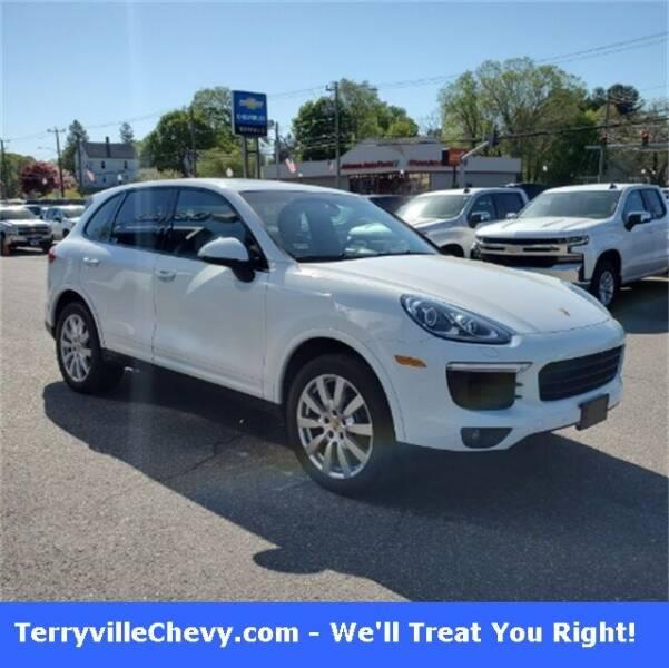 2018 Porsche Cayenne for sale in Terryville, CT