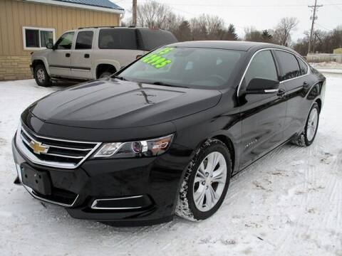 2015 Chevrolet Impala for sale at Northeast Iowa Auto Sales in Hazleton IA