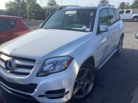 2014 Mercedes-Benz GLK for sale at Smart Chevrolet in Madison NC