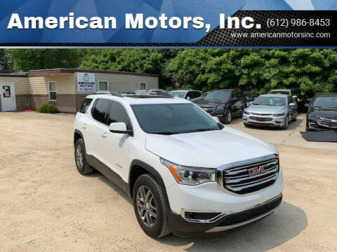 2017 GMC Acadia for sale at American Motors, Inc. in Farmington MN