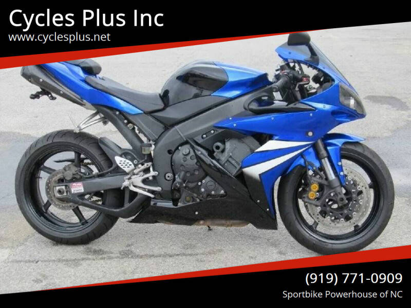 2004 Yamaha YZF R1 for sale at Cycles Plus Inc in Garner NC