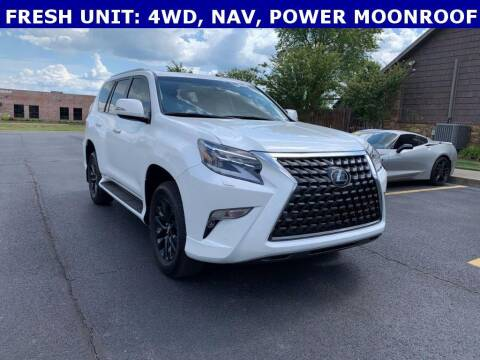 2021 Lexus GX 460 for sale at STANLEY FORD ANDREWS in Andrews TX