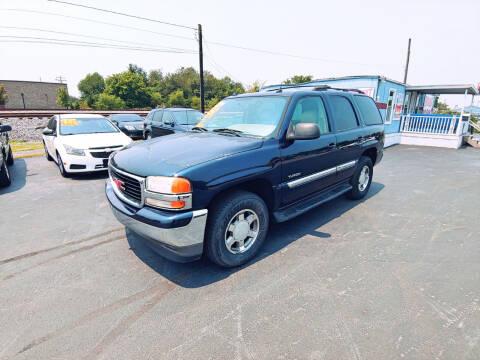 2005 GMC Yukon for sale at DISCOUNT AUTO SALES in Murfreesboro TN