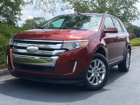 2014 Ford Edge for sale at William D Auto Sales in Norcross GA
