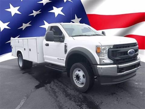 2021 Ford F-450 Super Duty for sale at Gentilini Motors in Woodbine NJ