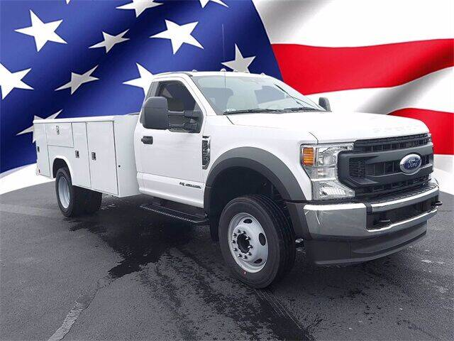 2021 Ford F-450 Super Duty for sale at Gentilini Motors in Woodbine NJ