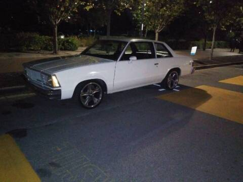 1980 Chevrolet Malibu for sale at Classic Car Deals in Cadillac MI