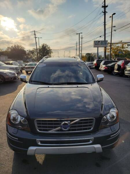 2014 Volvo XC90 for sale at MR Auto Sales Inc. in Eastlake OH