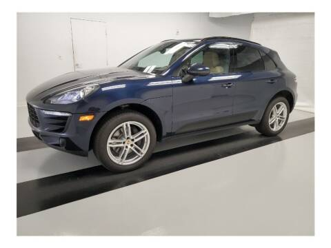 2018 Porsche Macan for sale at Florida Fine Cars - West Palm Beach in West Palm Beach FL