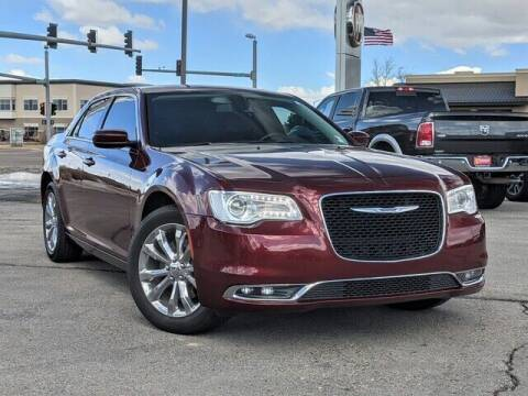 2018 Chrysler 300 for sale at Rocky Mountain Commercial Trucks in Casper WY