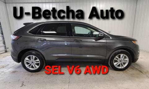 2016 Ford Edge for sale at Ubetcha Auto in St. Paul NE