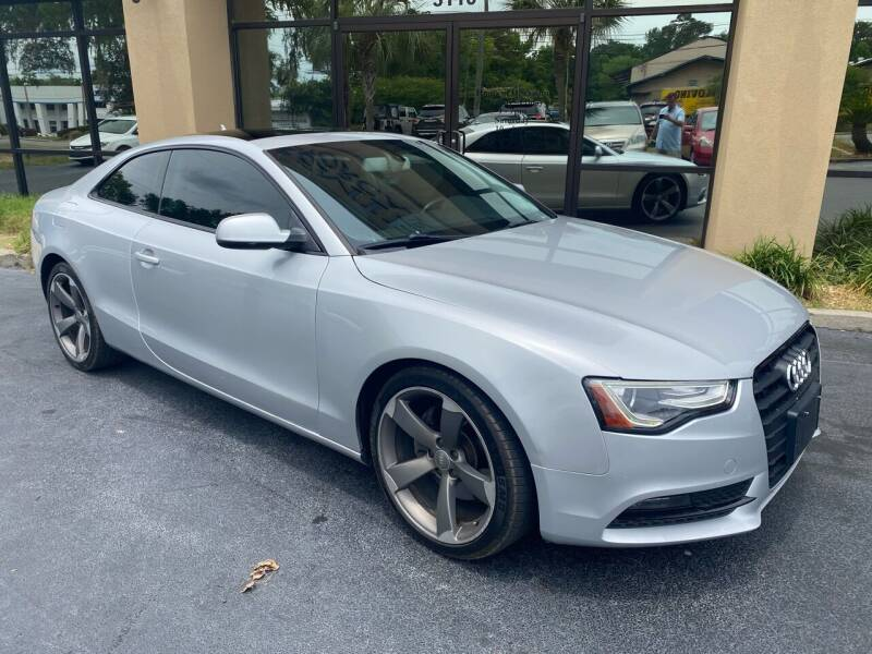 2014 Audi A5 for sale at Premier Motorcars Inc in Tallahassee FL