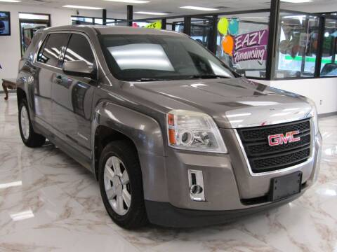 2012 GMC Terrain for sale at Dealer One Auto Credit in Oklahoma City OK