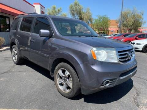 2015 Honda Pilot for sale at Brown & Brown Wholesale in Mesa AZ