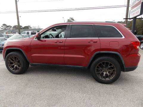 2011 Jeep Grand Cherokee for sale at Deer Park Auto Sales Corp in Newport News VA