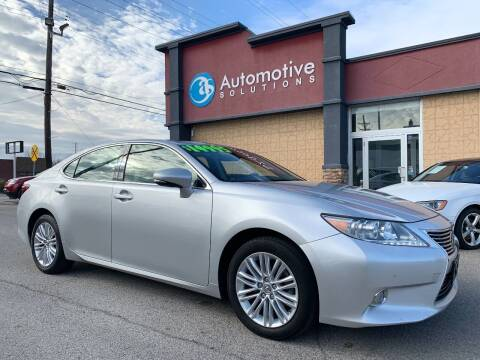 2013 Lexus ES 350 for sale at Automotive Solutions in Louisville KY
