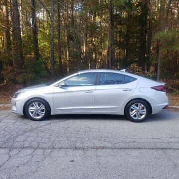 2019 Hyundai Elantra for sale at MATRIXX AUTO GROUP in Union City GA
