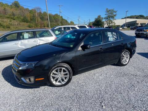 2010 Ford Fusion for sale at Bailey's Auto Sales in Cloverdale VA