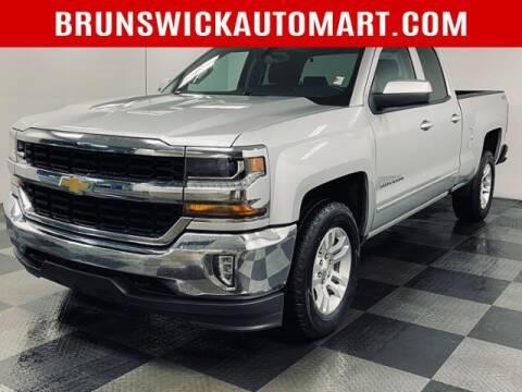 2018 Chevrolet Silverado 1500 for sale at Brunswick Auto Mart in Brunswick OH