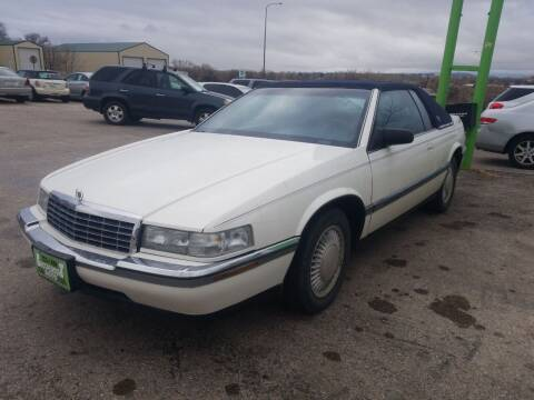 1992 Cadillac Eldorado for sale at Independent Auto in Belle Fourche SD